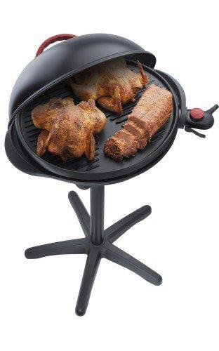 steba vg 300 barbecue hauben grill kippsicherer. Black Bedroom Furniture Sets. Home Design Ideas