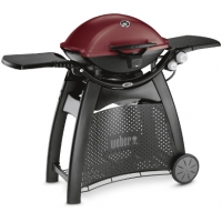 Weber Gasgrill Q3200 Stand Maroon
