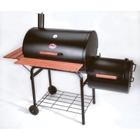 Char-Griller Holzkohlegrill SmokinPro BBQ-Smoker